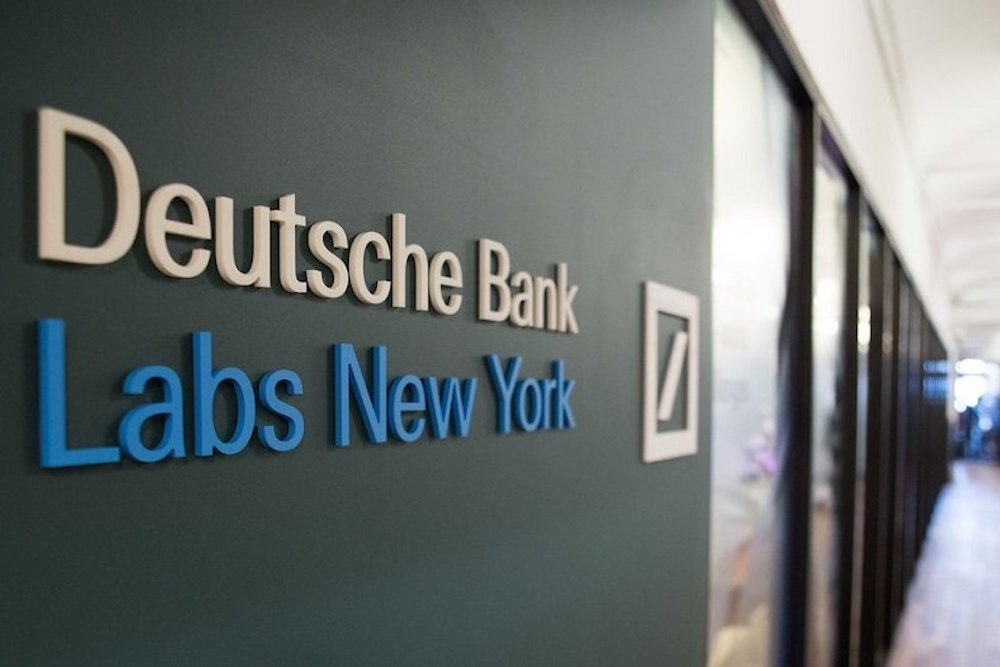 Deutsche Bank Labs in New York (Foto: Deutsche Bank Americas)