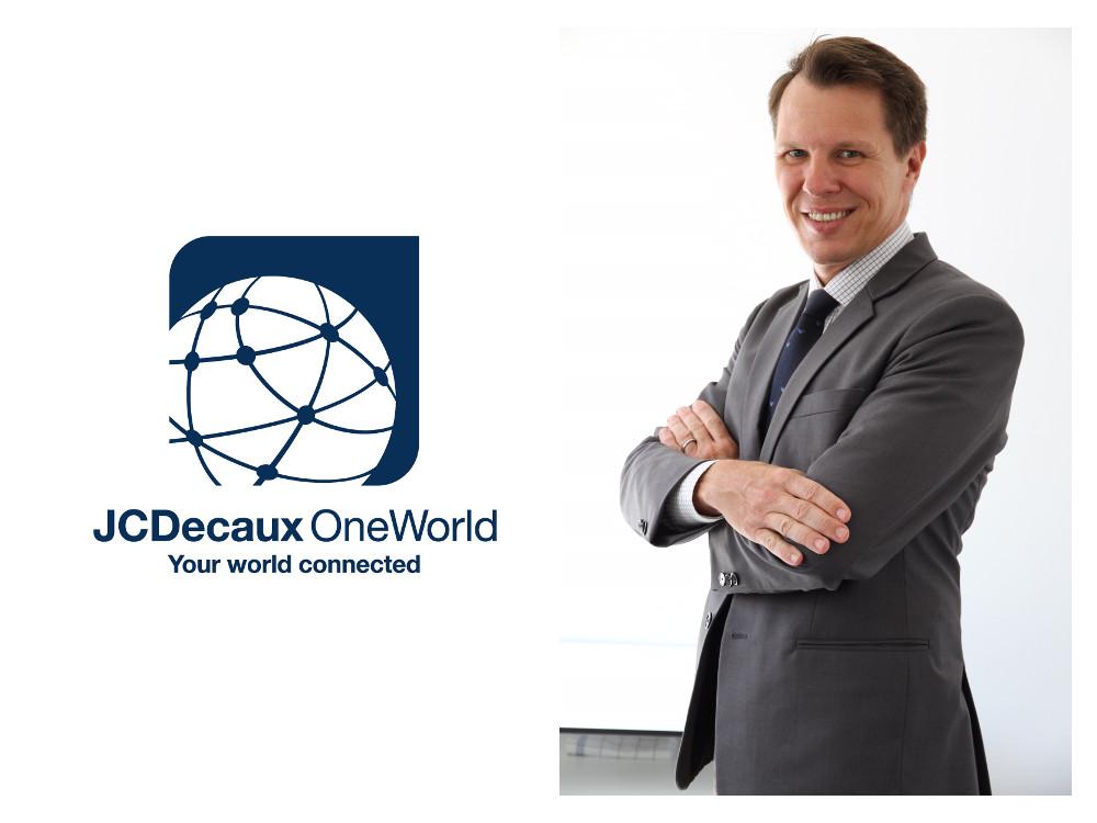 JC Decaux OneWorld Henning Heckel (Foto: JCD)