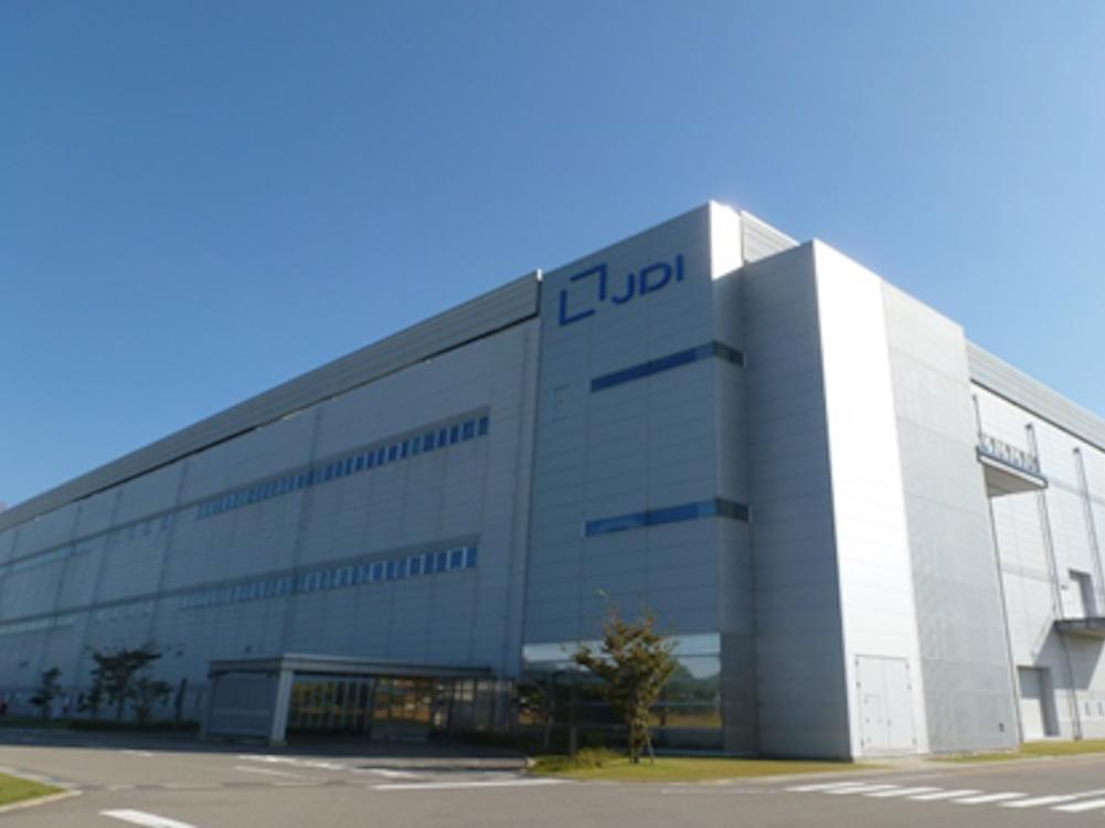 Fabrik von JDI in Ishikawa (Foto: JDI)
