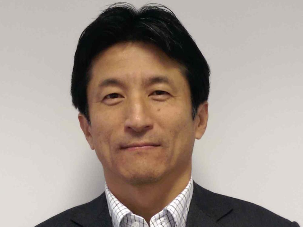 Jun Ashida ist nun President Sharp Electronics Europe (Foto: Sharp)