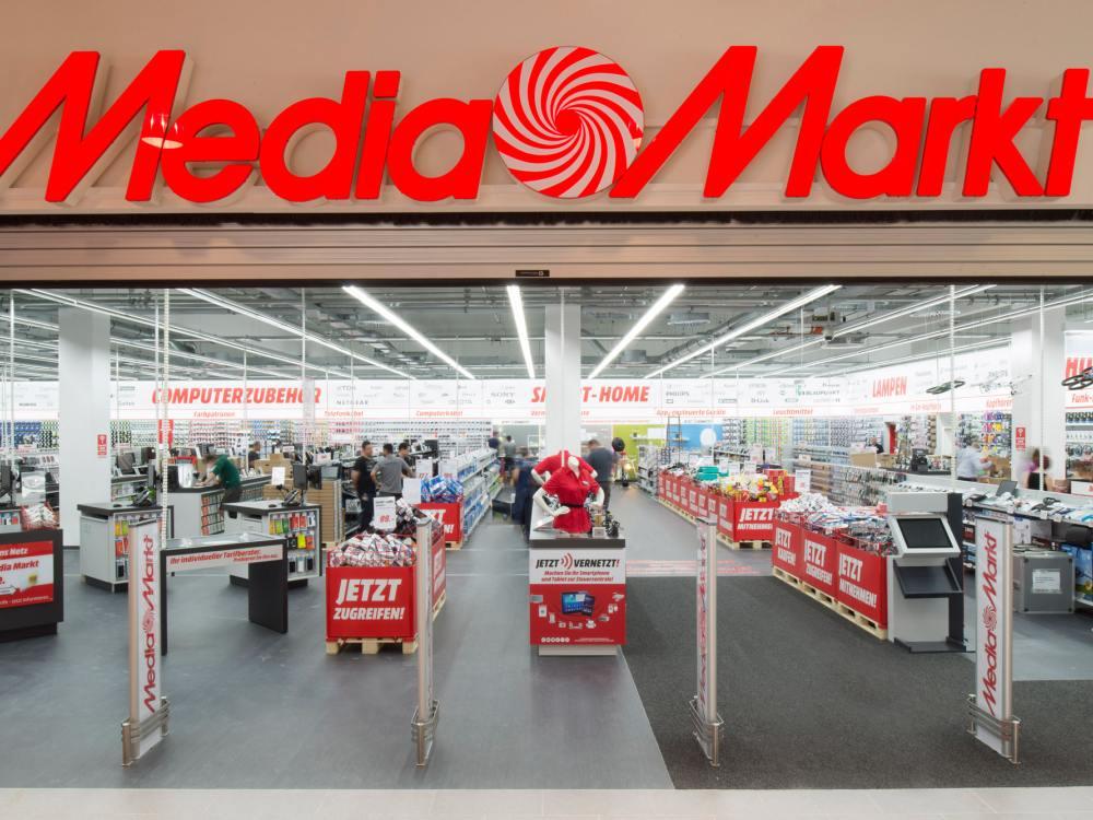 Media Markt in Leinfeld Echterdingen (Foto: MSH / Martin Hangen)