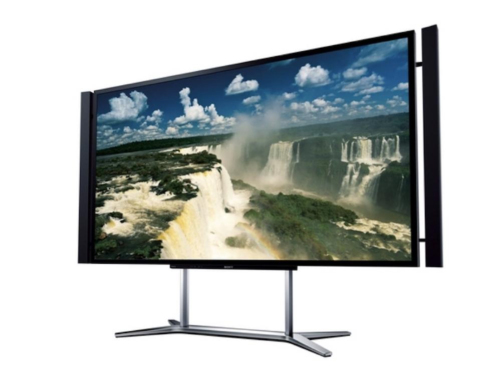 Längst Geschichte: Mit dem KD-84X9000 hat Sony 2012 seinen ersten 4K Ultra HD TV herausgebracht (Foto: Sony)