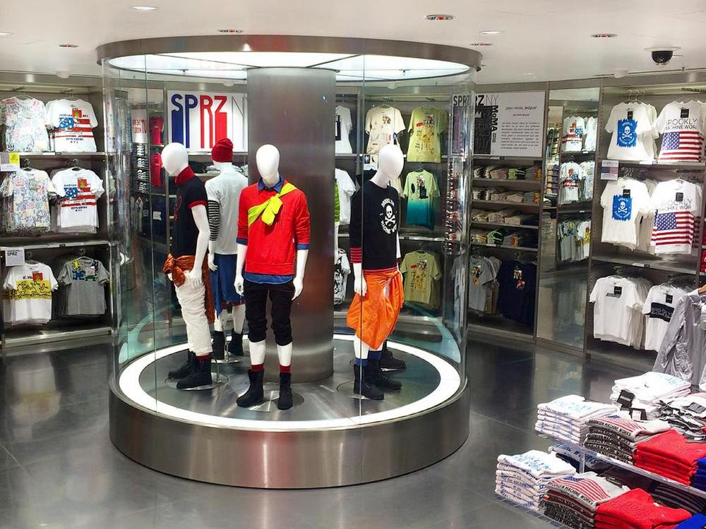 Uniqlo-Flagship in Berlin – Symbolbild (Foto: Uniqlo)