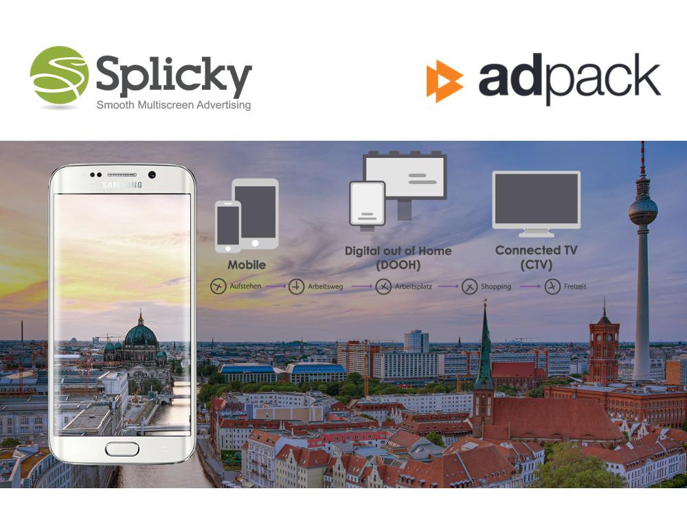 Neue DooH-Partner Splicky adpack (Foto: Splicky)