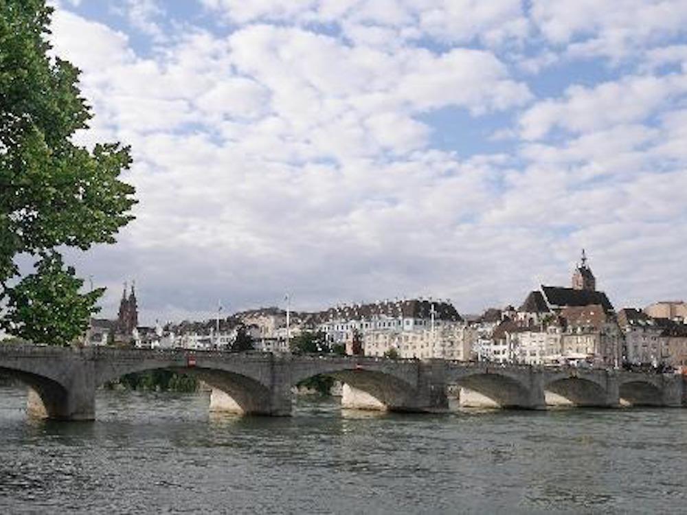 Blick auf Basel (Foto: Stadt Basel)