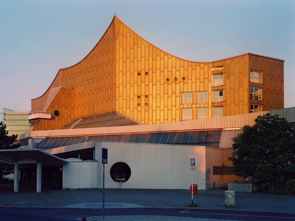Die Berliner Philharmonie hat nun aufgerüstet (Foto: Bruns / Panasonic)