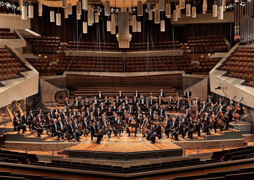 Die Philharmoniker sind nun in 4K Ultra HD zu erleben (Foto: Stefan Höderath / Panasonic)