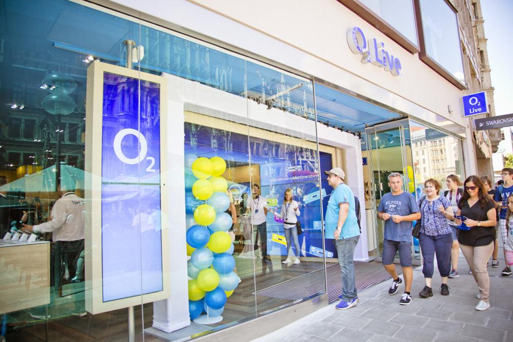 Neueröffnung O2Live in München (Foto: Anna-Lena Zintel / Telefonica)