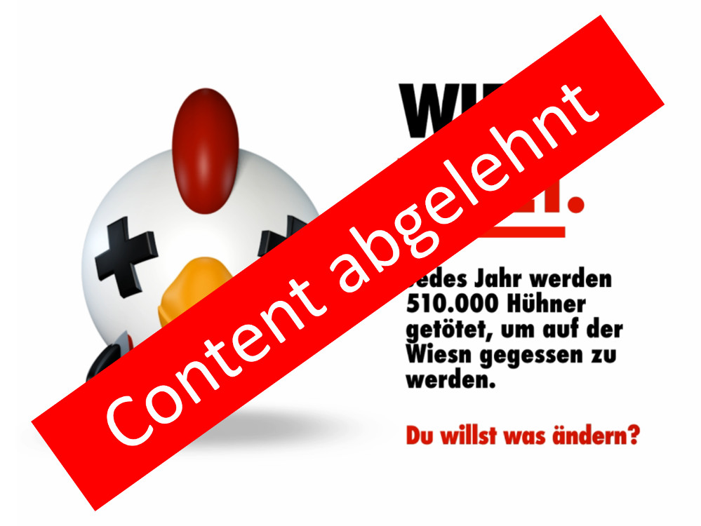 DooH Netzwerkbetreiber sind verantwortlich für den Content (Bild: Collage invidis)