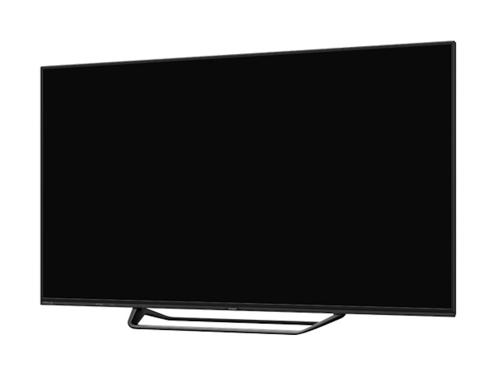 """Neuer Aquos 70"""" 8K TV von Sharp (Foto: Sharp)"""
