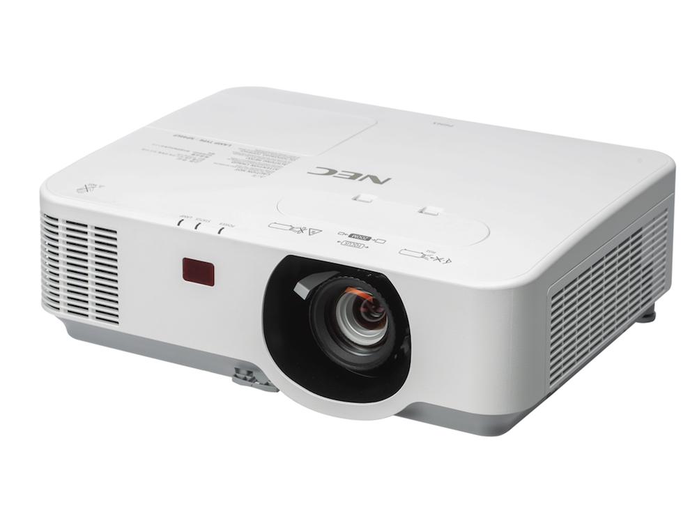 Neuer Projektor P603X (Foto: NEC)