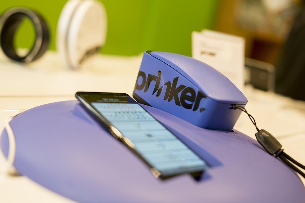 Samsung stellte verschiedene Creative Lab-Projekte vor (Foto: Serviceplan)