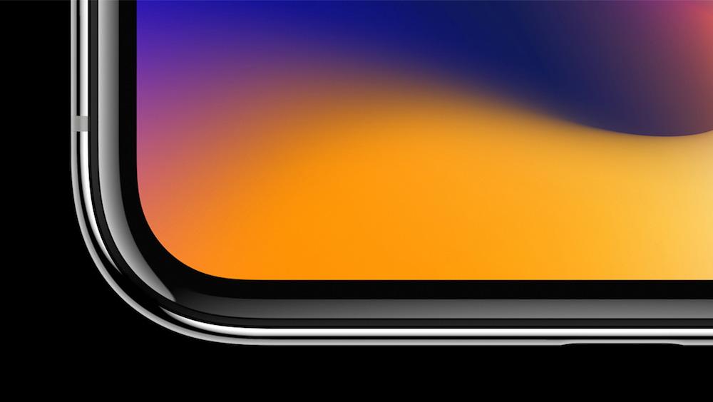 Super Retina nennt Apple den neuen OLED Screen des iPhone X (Foto: Apple)