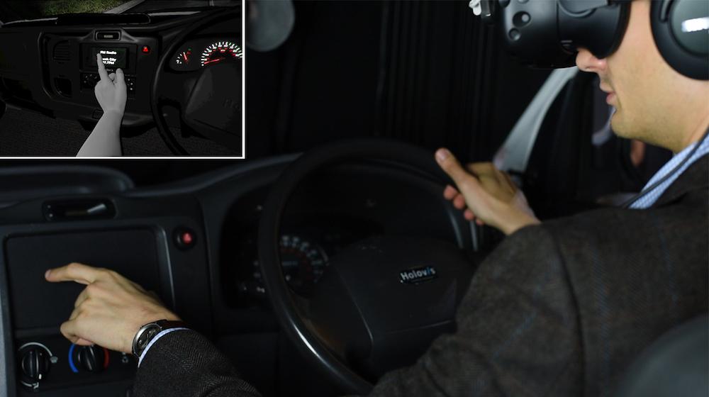 Bei Amey wird VR eingesetzt um Unfälle zu vermeiden (Foto: Holovis)