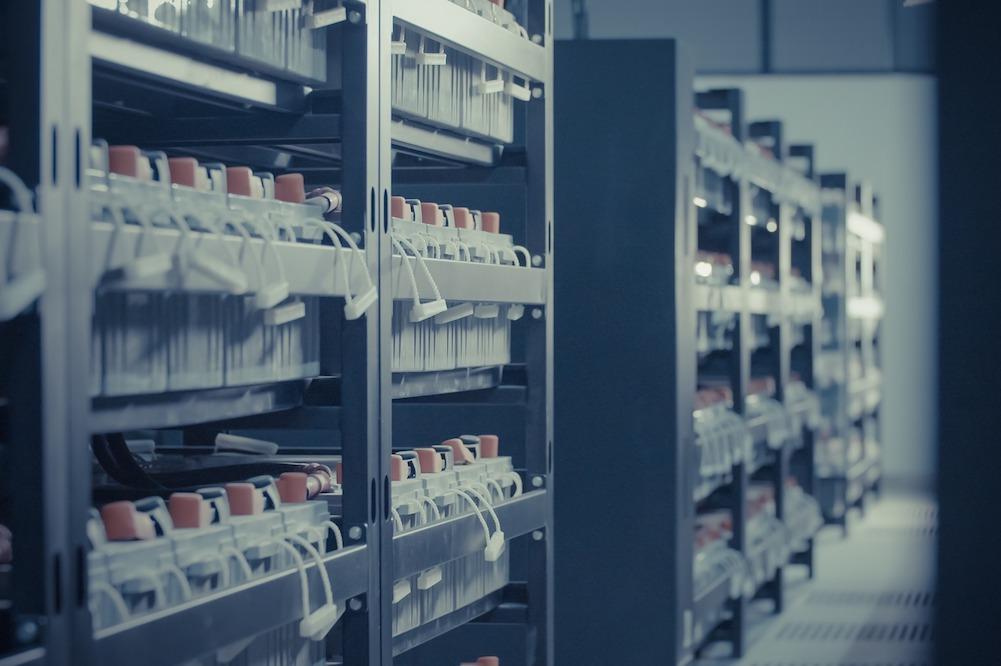 Data Center (Foto: Pixabay / Akela999)