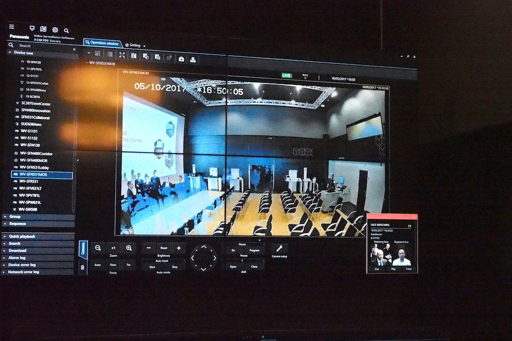 Datenschutzkonformes People Masking bei Live-Bildern (Foto: invidis)