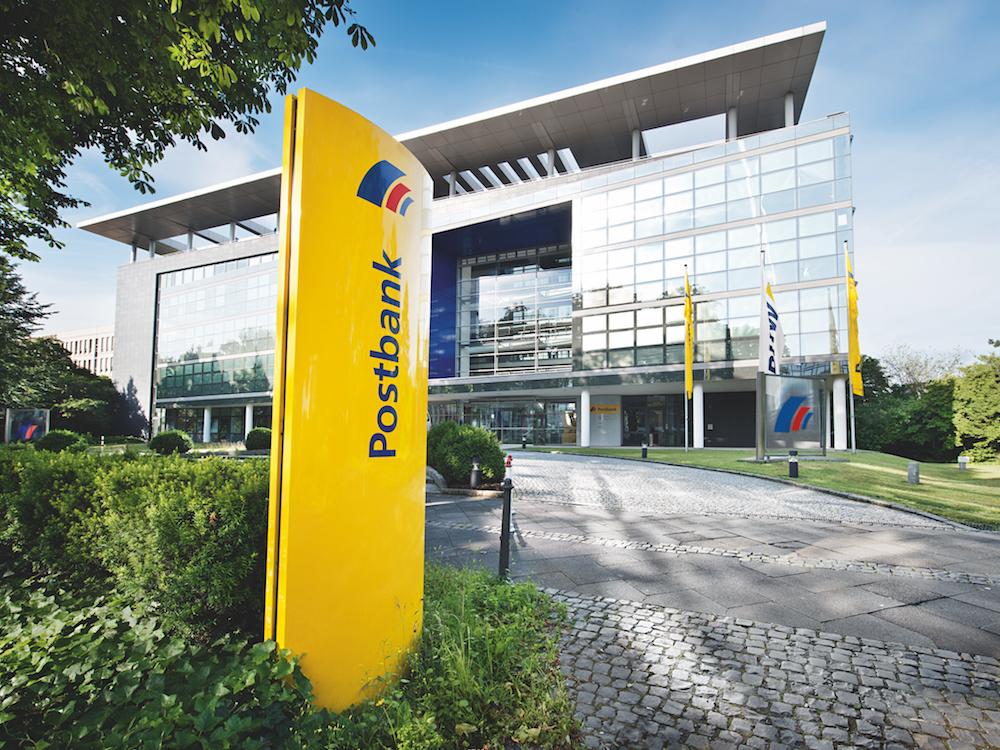 Konzernzentrale der Postbank in Bonn (Foto: Postbank)
