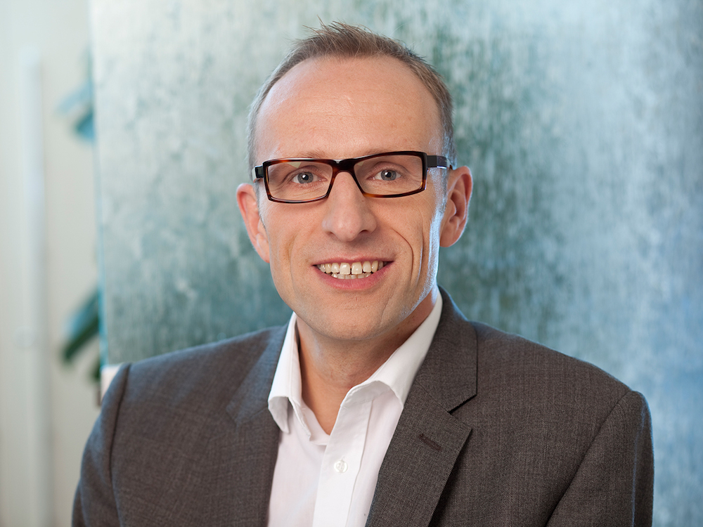 Martin Huemmecke ist nun Director Specialty Solutions Germany (Foto: Ingram Micro)