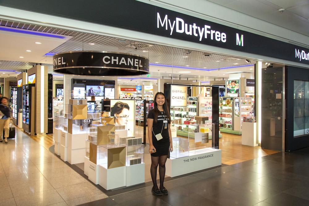 Promotions gehören zum Gesamtpaket (Foto: Flughafen München)