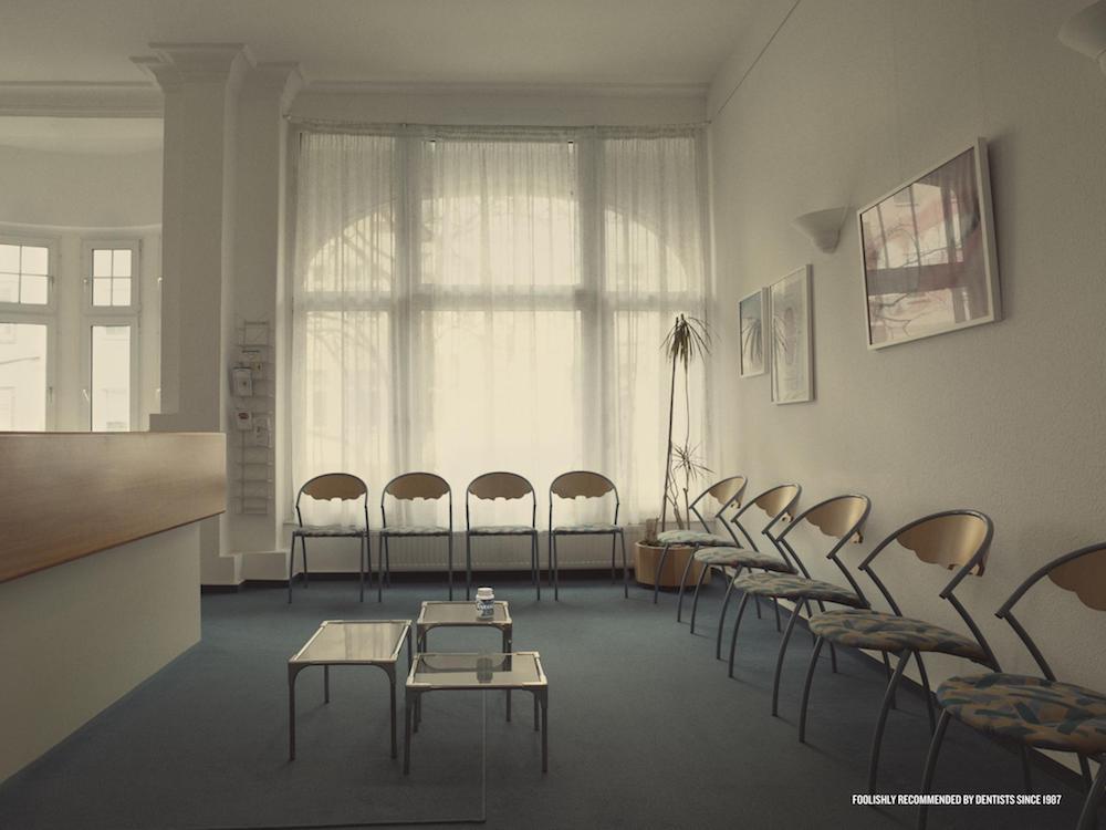 Tristesse im Wartezimmer (Foto: BBDO)