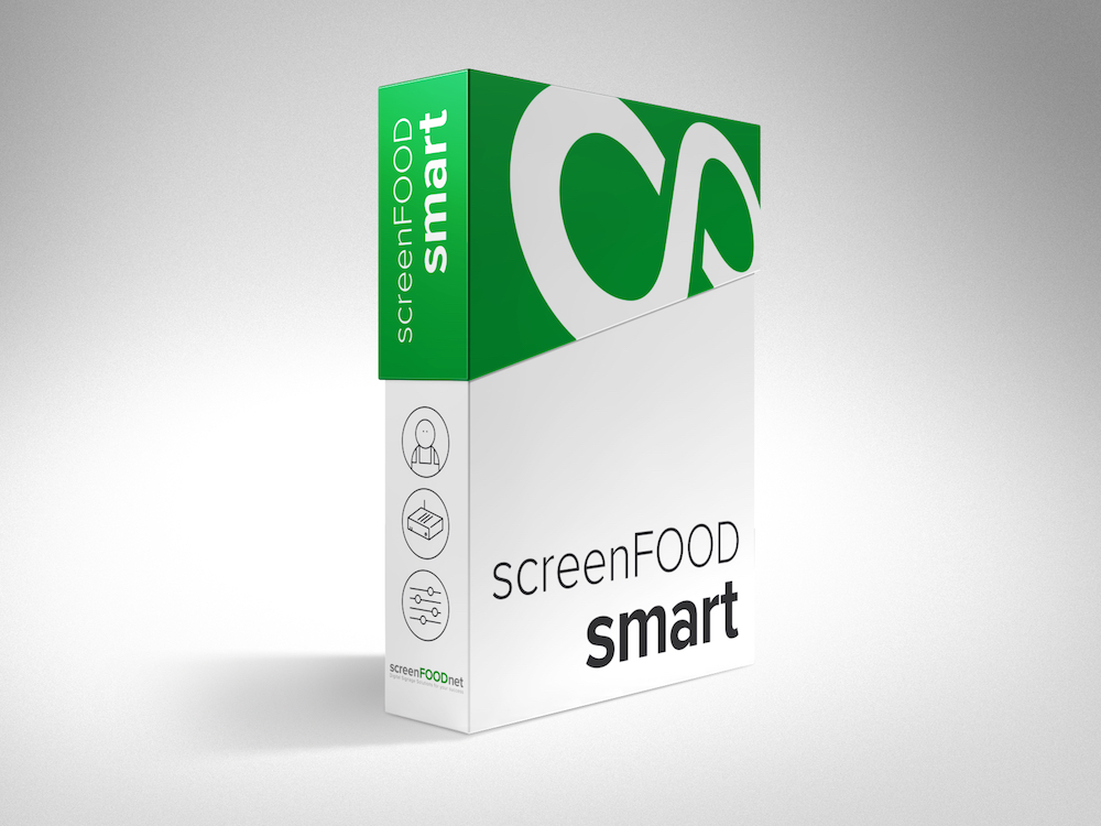 screenFOOD smart wurde in dieser Woche gelauncht (Foto: screenFOODnet)