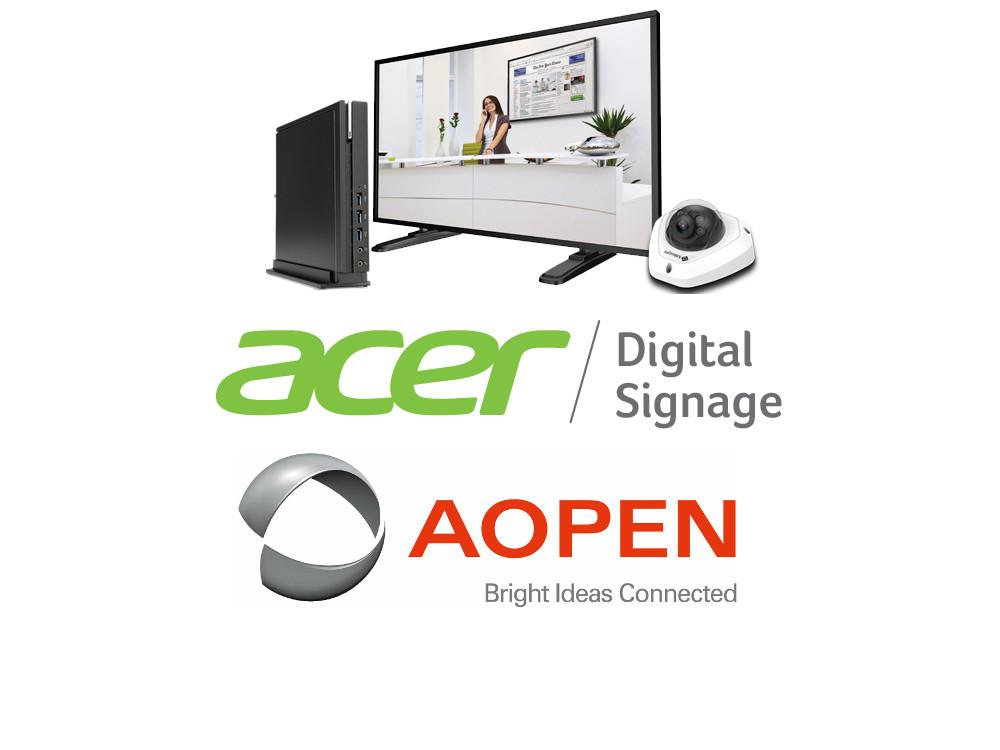 Acer übernimmt Mehrheit an Aopen (Fotos: Unternehmen)