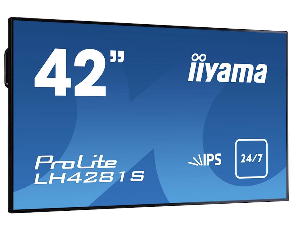Die neuen LFDs von iiyama sind in drei Größen erhältlich (Foto: iyyama)