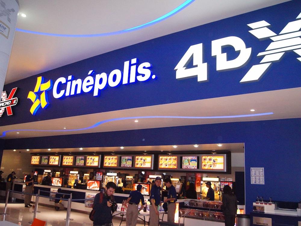 Kino von Cinepolis in Mexiko (Foto: Barco)