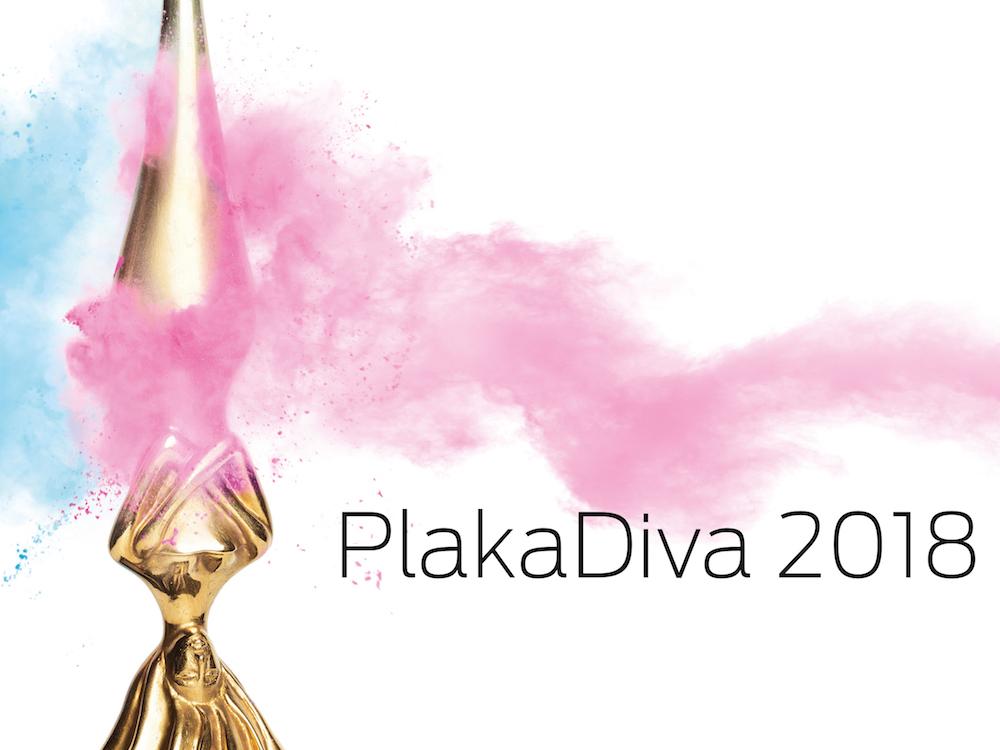 Key Visual der PlakaDiva 2018 (Grafik: FAW)