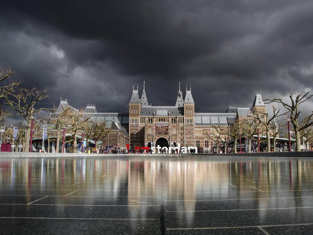 Amsterdam Rijksmuseum (Foto: pixabay)