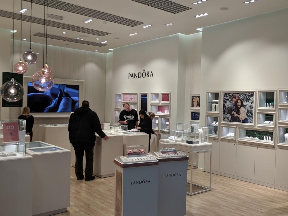 Pandora Store in Kopenhagen (Foto: invidis)