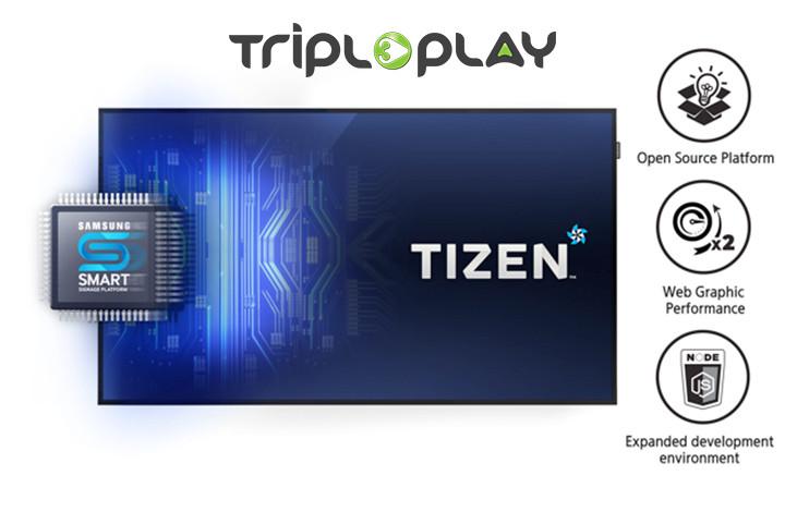 Tripleplay Samsung Tizen (Foto: Unternehmen)