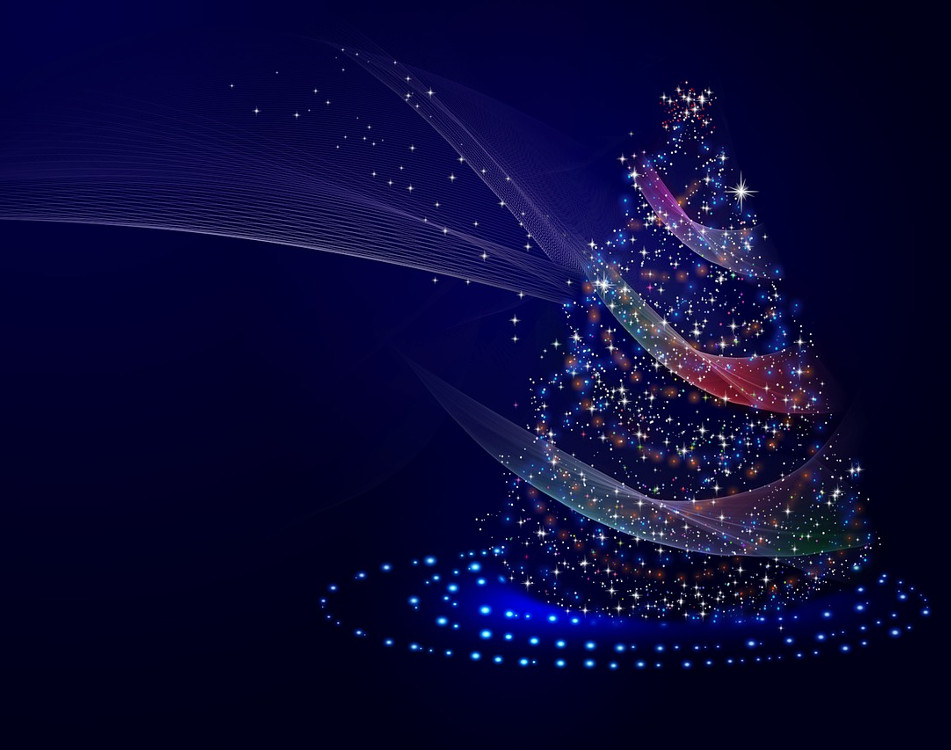 Frohe Weihnachten (Foto: Gemeinfrei)