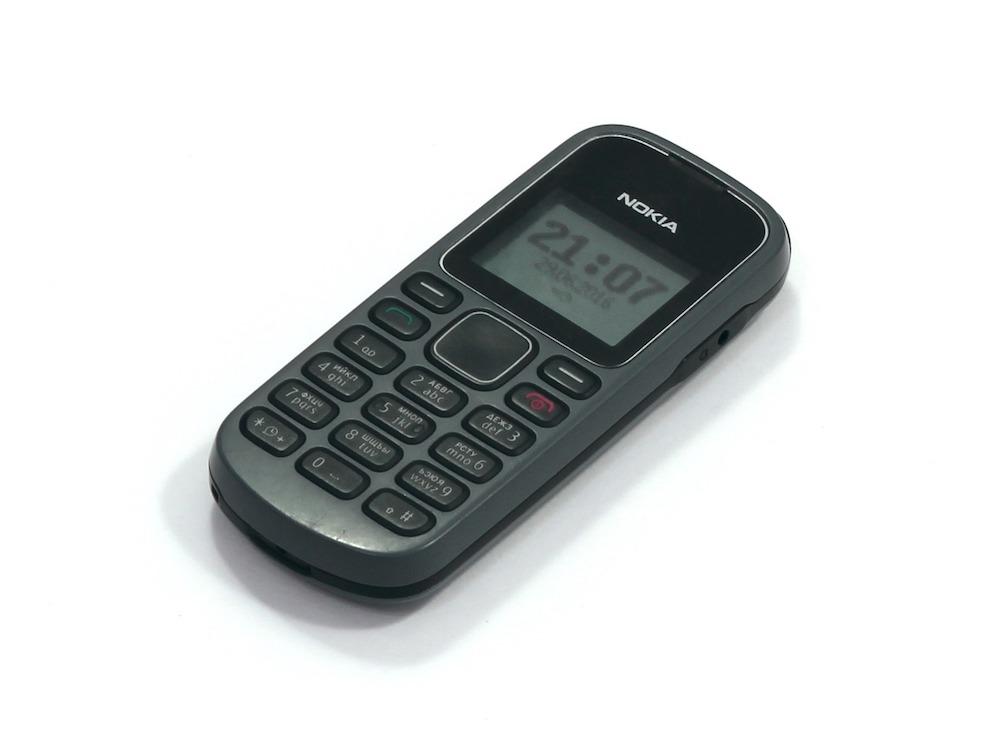Als die Phones noch nicht smart waren – Handy von Nokia (Foto: Pixabay / hayabuzo)