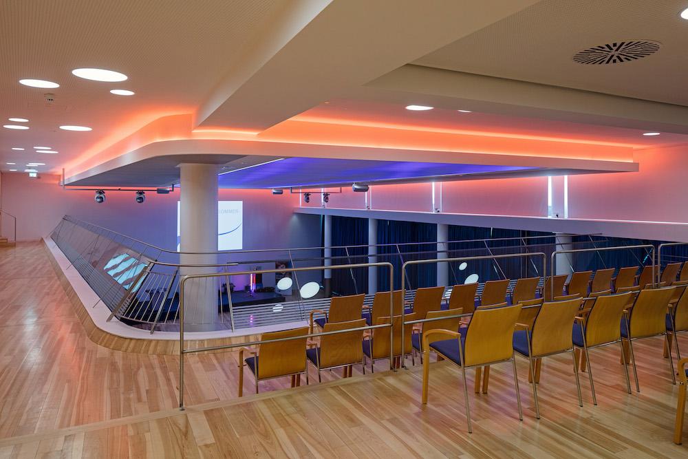 Architekt und Lichthersteller arbeiteten gemeinsam an dem Konzept (Foto: Philips Lighting / Jörg Hempel. https://joerg-hempel.com/)