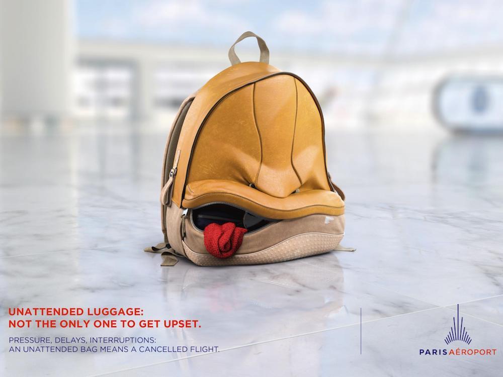 Sagt mehr als tausend Worte – ein Angry Bag (Foto: Human to Human)