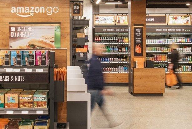 Jetzt für alle geöffnet - Amazon Go in Seattle (Foto: Amazon)