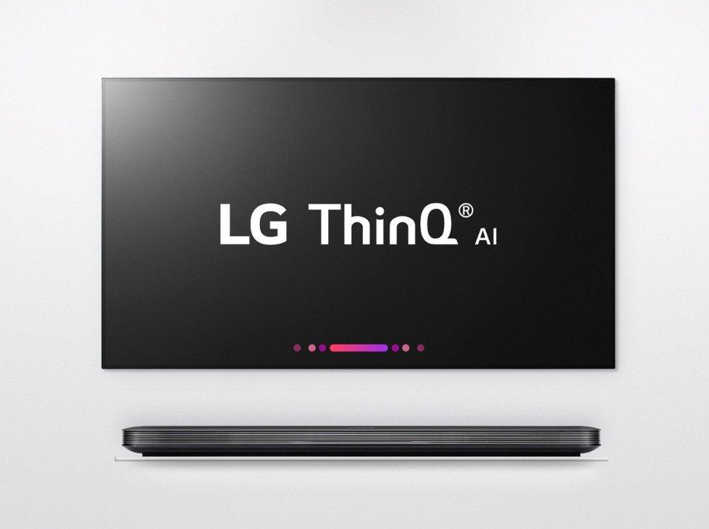 Künstliche Intelligenz für Smart Displays (Foto: LG)