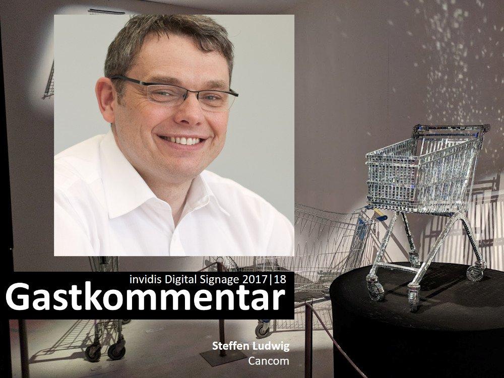invidis Jahreskommentar Steffen Ludwig | Cancom (Foto. Cancom)
