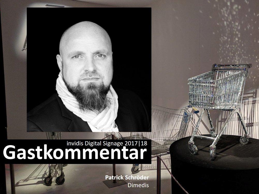invidis Jahreskommentar Patrick Schröder dimedis (Foto: dimedis)