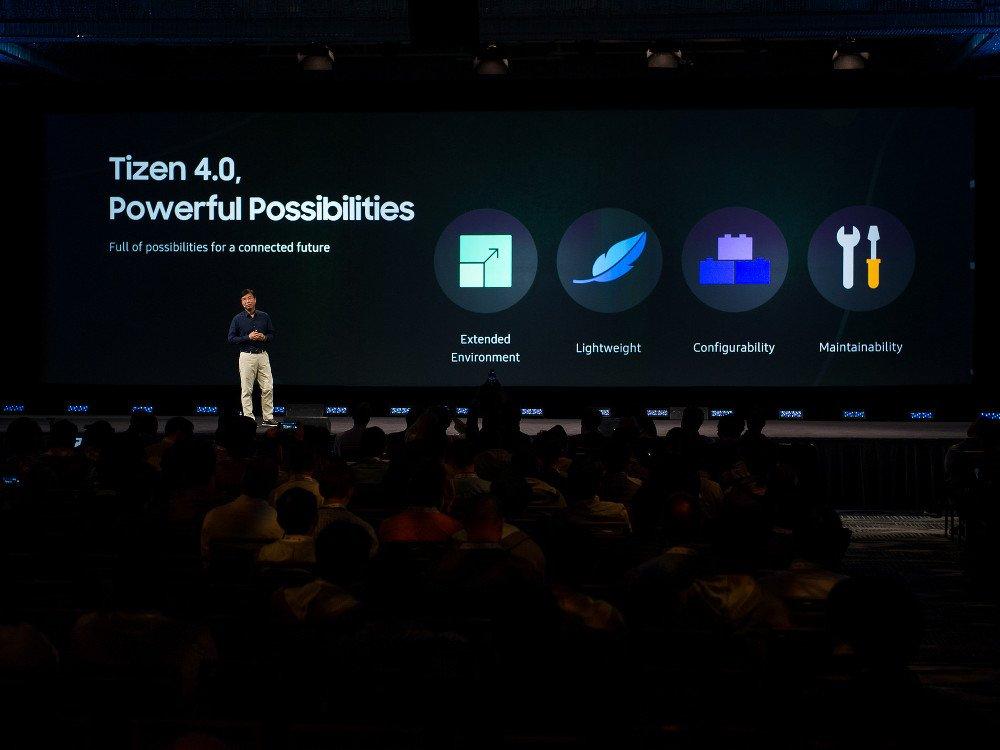 Samsung Tizen Developer Konferenz (Foto: Samsung)