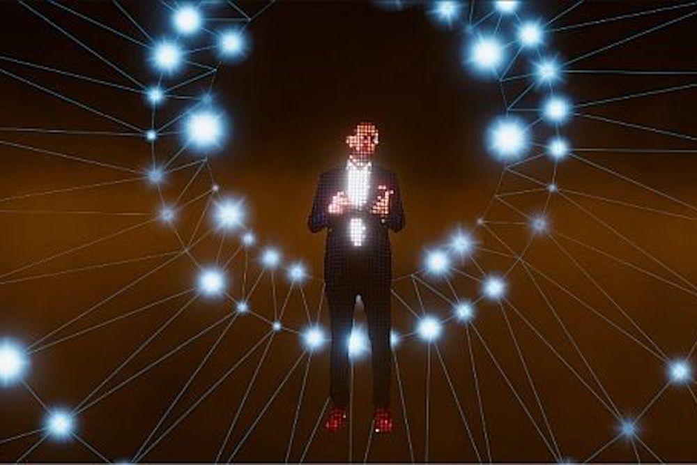 Avatar von Osrams Technologievorstand Stefan Kampmann (Foto: Osram)