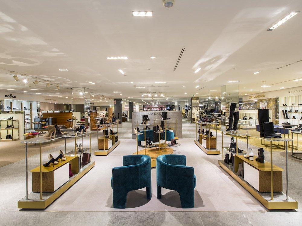 Blick in den Flagship Store von Rinascente in Mailand (Foto: La Rinascente)
