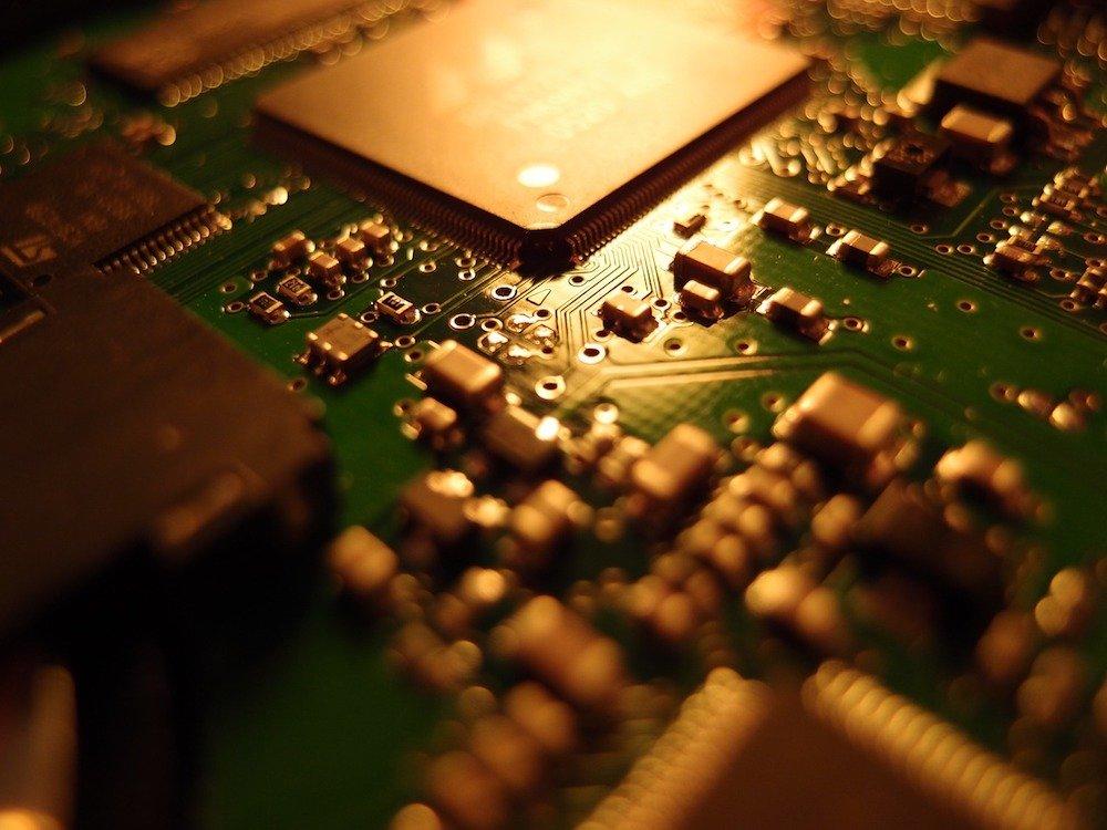 Computerplatine – Symbolbild (Foto: Pixabay / TBIT)