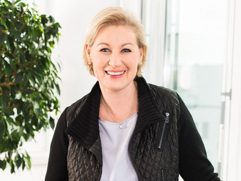 Daniela Grill ist Geschäftsführerin der neuen Gesellschaft (Foto: Gewista)