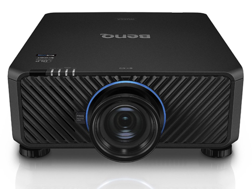 Der LU9915 ergänzt das bestehende BenQ-Portfolio an Laserprojektoren (Foto: BenQ)