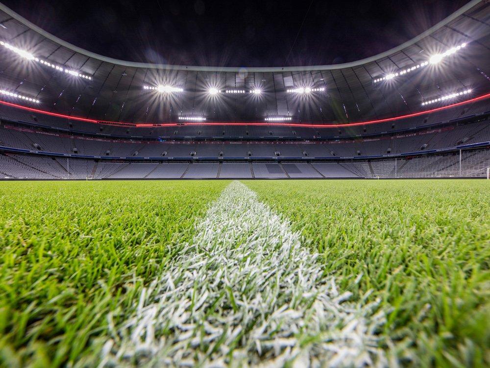Die Allianz Arena nutzt in unterschiedlichen Bereichen auf ein vernetztes Lichtsteuerungssystem (Foto: Philips)