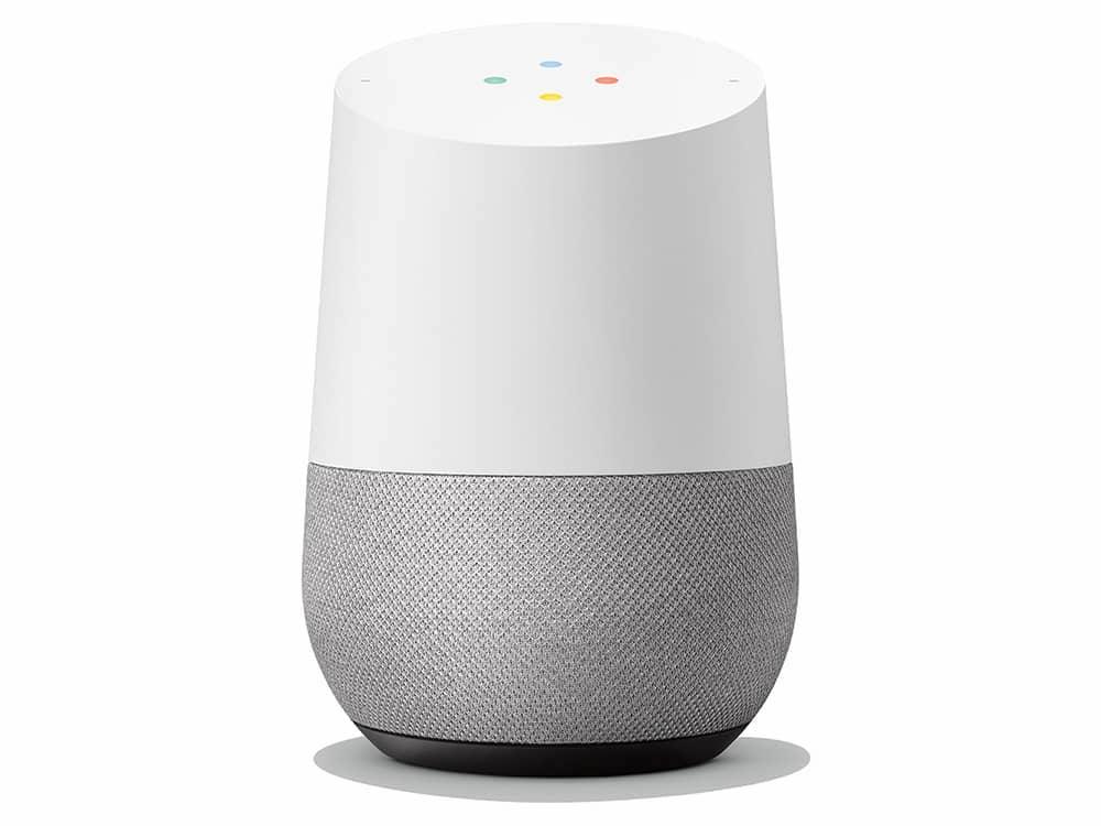 Google Home wird Digital Signage ebenso verändern wie Touch-Technologien (Foto: Google)