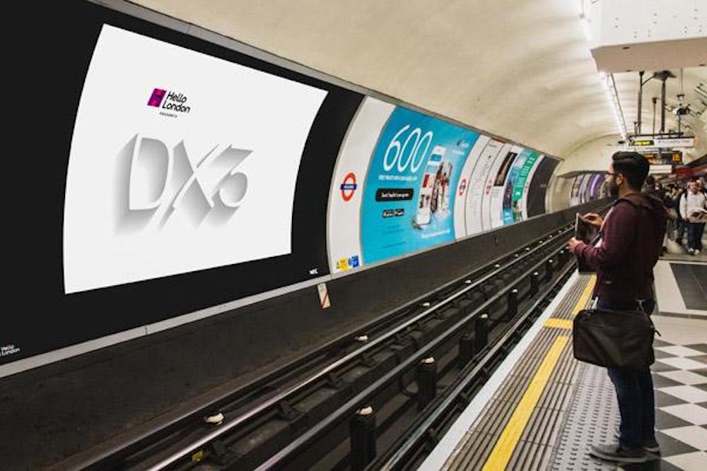 Hello London startet das Netzwerk an 15 hochfrequenten Standorten (Foto: NEC)