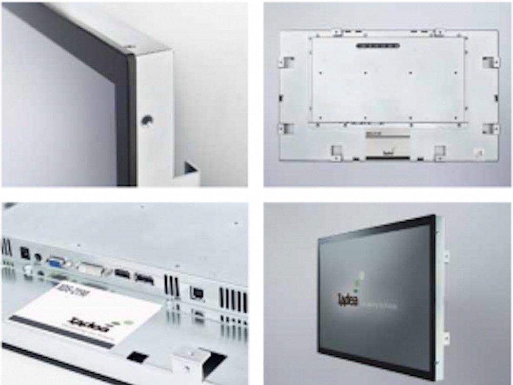 Iadeas neues Signboard ist in verschiedenen Varianten lieferbar (Fotos. Iadea Deutschland)